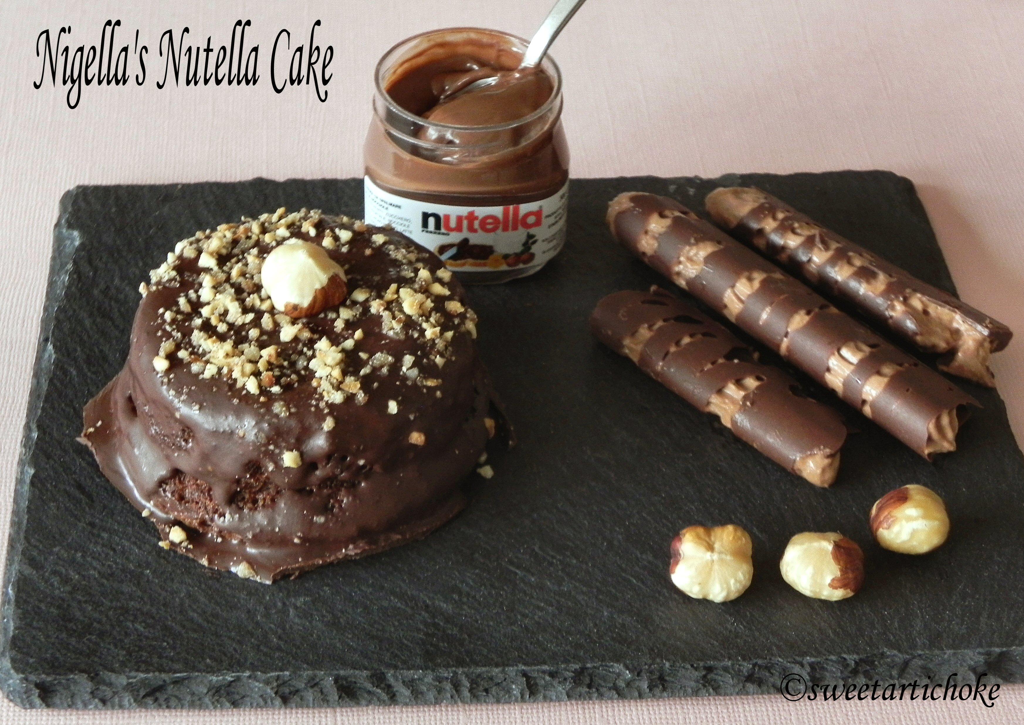 Pain au chocolat nigella