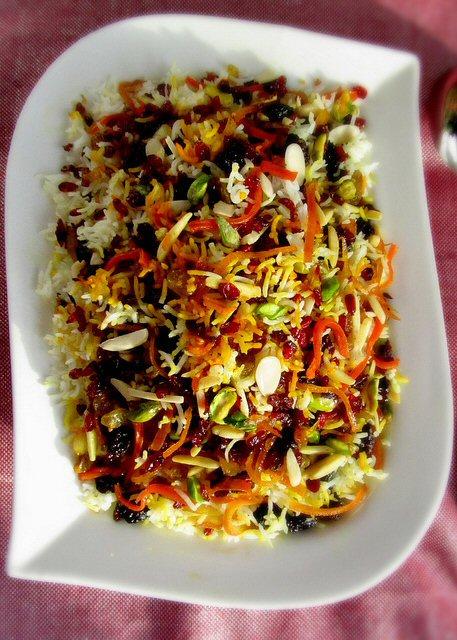 awed on iranian cuisine round-up – récapitulatif sur la cuisine