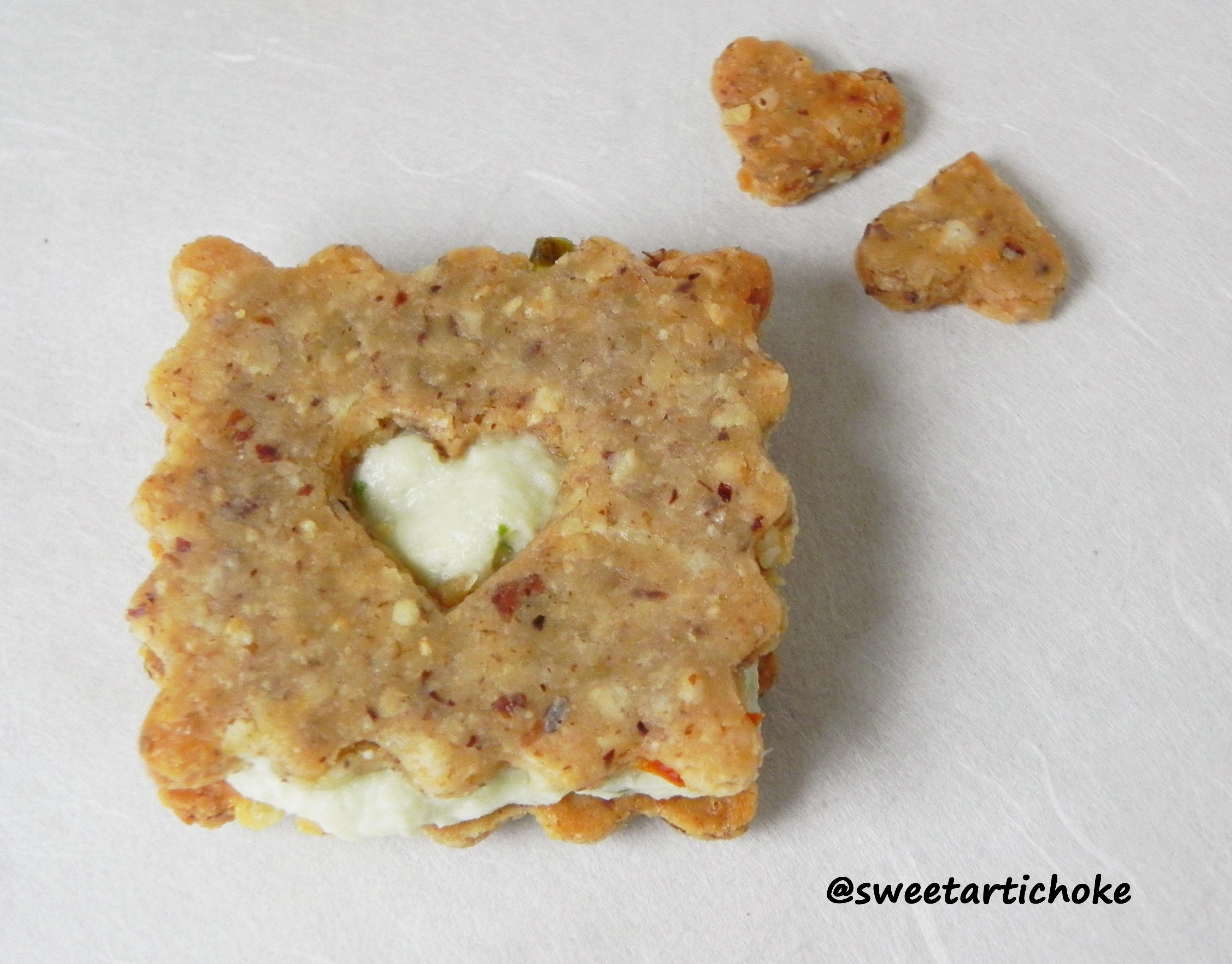 Artichoke & hazelnut sandwich cookies – event & giveaway ...
