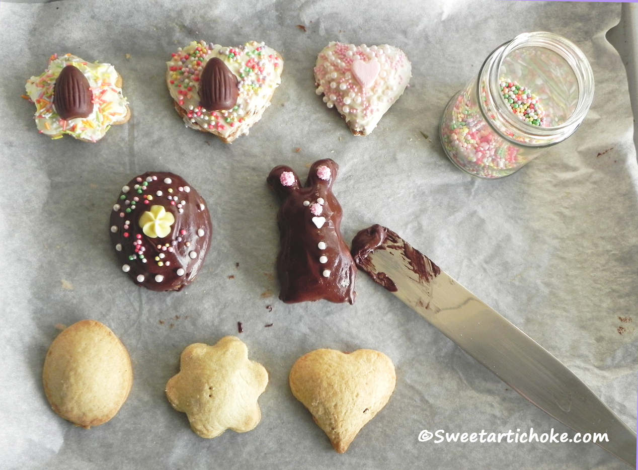 Figolli – maltese cookies for Easter – Biscuits maltais de Pâques ...
